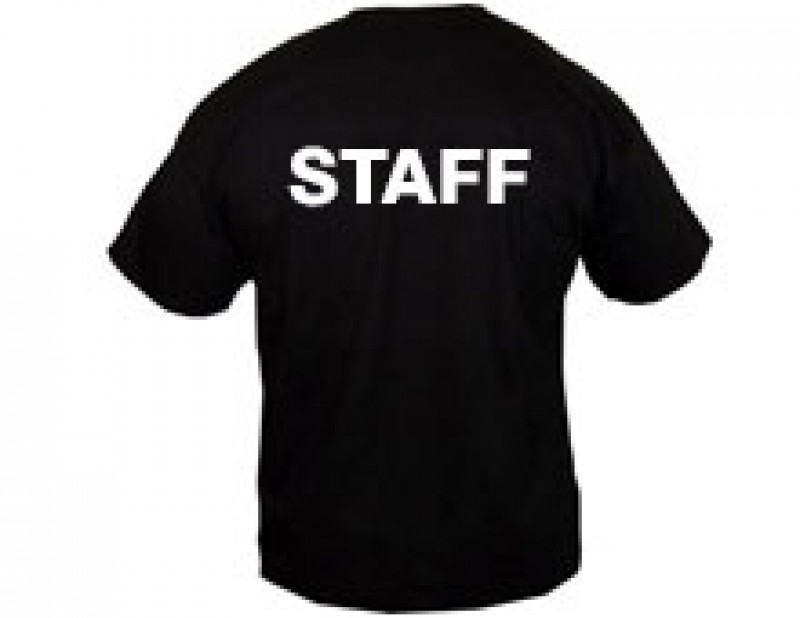 Staff t shirt staff t shirt thecheapjerseys Image collections