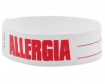 Allergy Wristband